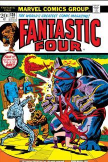 Fantastic Four #135