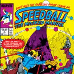 Speedball (1988 - 1989)