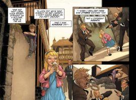 X-MEN ORIGINS: GAMBIT #1, Page 1