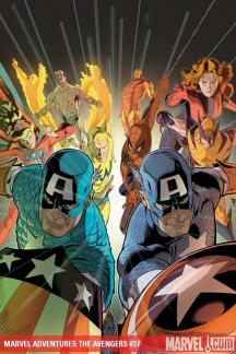 Marvel Adventures the Avengers #37