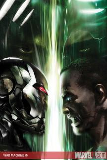 War Machine (2008) #5