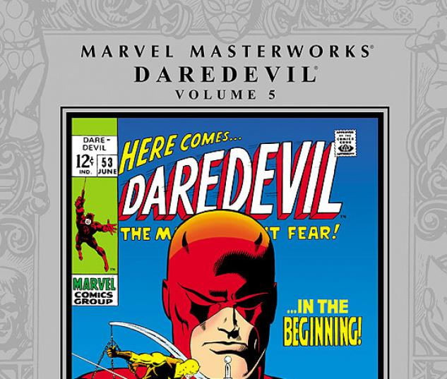 MARVEL MASTERWORKS: DAREDEVIL VOL. 5 #0