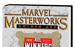 MARVEL MASTERWORKS: GOLDEN AGE ALL-WINNERS VOL. 3 #1