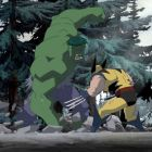 Watch the First Hulk vs. Wolverine Animated Trailer!