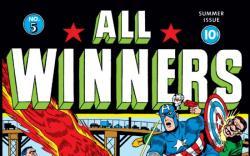 All-Winners Comics #5