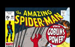 AMAZING SPIDER-MAN #98 COVER