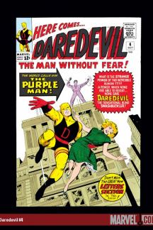 Daredevil (1963) #4