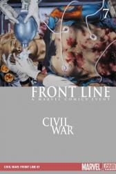 Civil War: Front Line Book 2 (Trade Paperback)