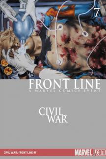 Civil War: Front Line (2006) #7
