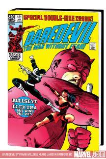 Daredevil by Frank Miller & Klaus Janson (Hardcover)