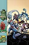 JACK KIRBY'S GALACTIC BOUNTY HUNTERS (1994) #5 COVER