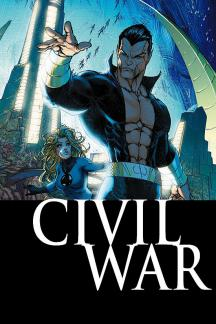 Civil War (2006) #6 (Turner Variant)