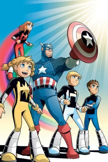 Avengers and Power Pack Assemble! (Digest)