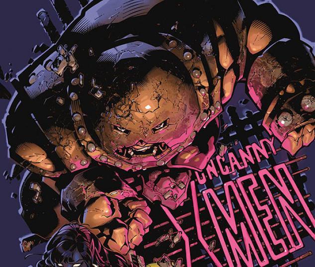 UNCANNY X-MEN (2007) #465 COVER