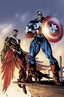 Captain America & the Falcon (2004) #3