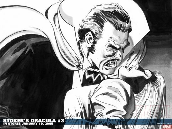 Stoker's Dracula (2004) #3 Wallpaper