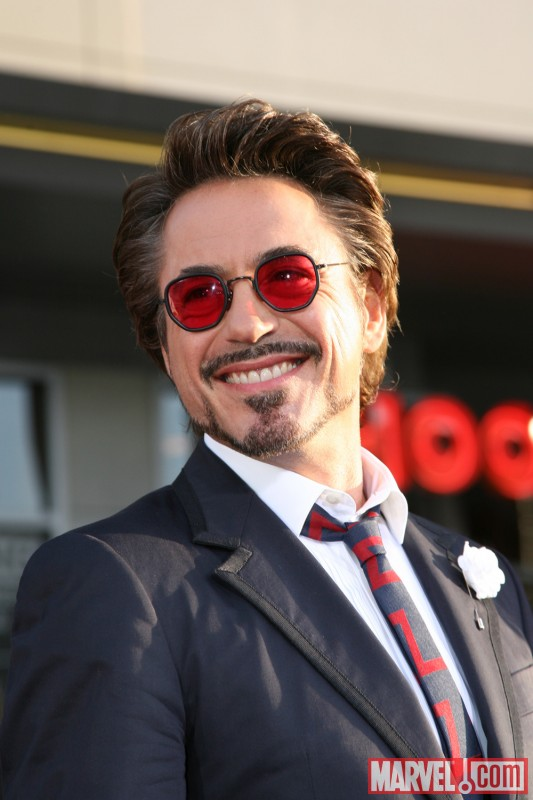 Iron Man 2 World Premiere: Robert Downey Jr.
