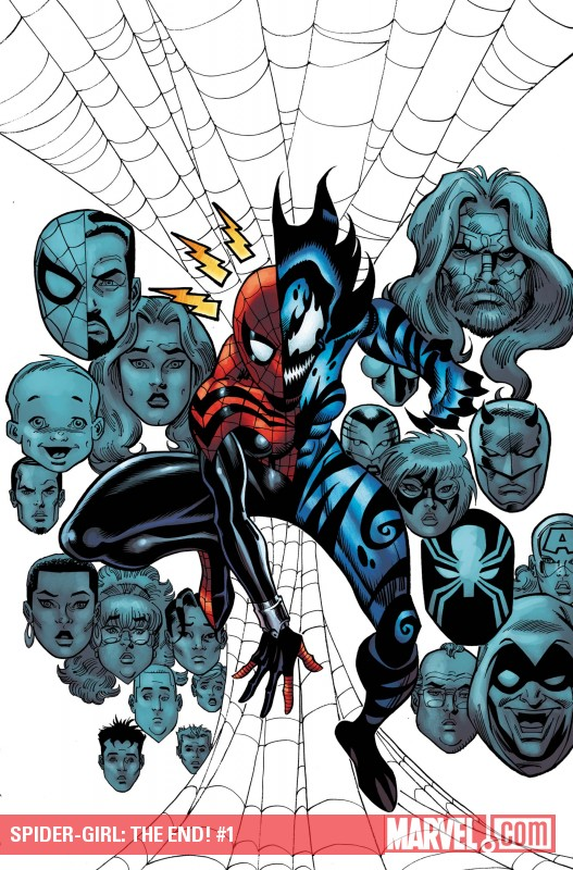 Spider-Girl: The End! (2010) #1