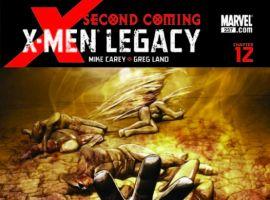 X-MEN LEGACY #237 by Adi Granov