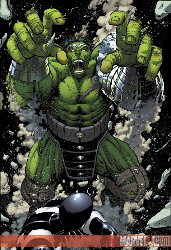 WORLD WAR HULK #1