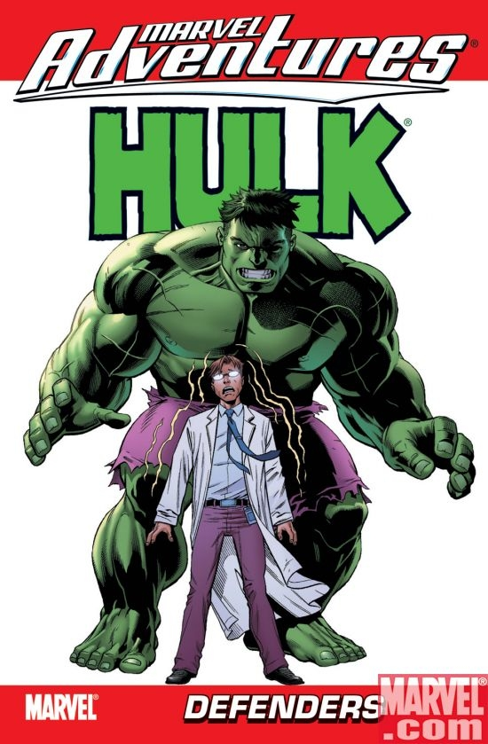 Marvel Adventures Hulk Vol. 1