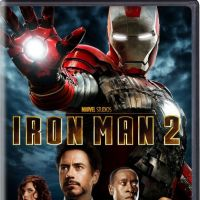 'Iron Man 2' single-disc DVD