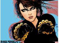 Black Widow (2004) #6 Wallpaper