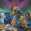 Onslaught Unleashed (2010) #1, LIEFELD VARIANT B Cover