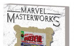 Marvel Masterworks: Daredevil Vol. 2 Variant (DM Only)