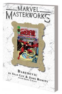 Marvel Masterworks: Daredevil Vol. 2 Variant (DM Only) (Trade Paperback)