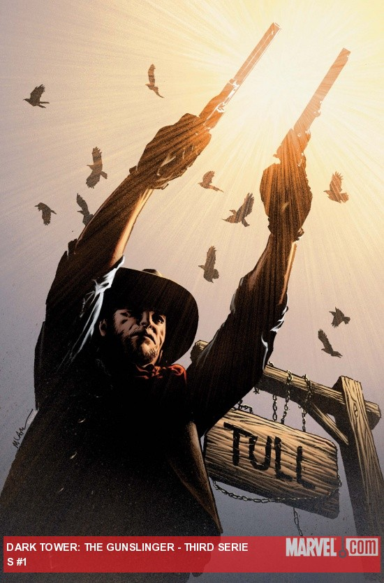 Dark Tower: The Gunslinger – The Battle of Tull #1