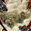 Formic Wars: Burning Earth #7 cover