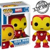 Iron Man Vinyl Bobble-Head by Funko