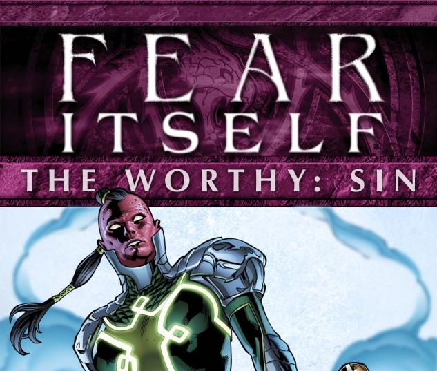 Fear Itself: The Worthy #1