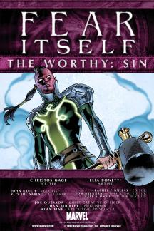 Fear Itself: The Worthy (2011) #1