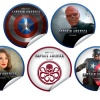 5 new exclusive digital Captain America: The First Avenger stickers from GetGlue