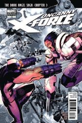 Uncanny X-Force #13  (Bachalo Variant)