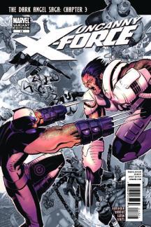 Uncanny X-Force #13  (Bachalo Variant)
