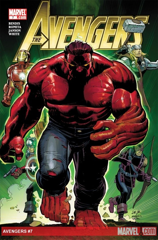 Avengers (2010) #7