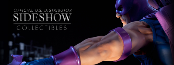 Sideshow Comic-Con Product Sneak Peeks