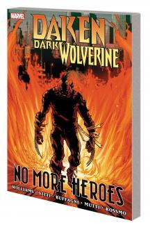 Daken: Dark Wolverine: (Issues 19-24) (Trade Paperback)