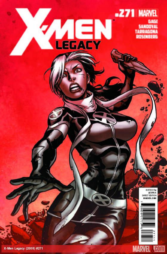 X-MEN LEGACY 271