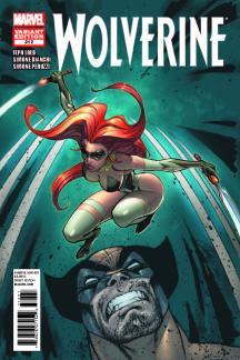 Wolverine (2010) #312 (Tbd Artist Variant)