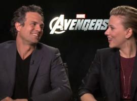 Meet the Avengers: Hulk and Black Widow