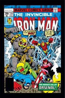 Iron Man (1968) #114