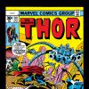Thor (1966) #261 Cover