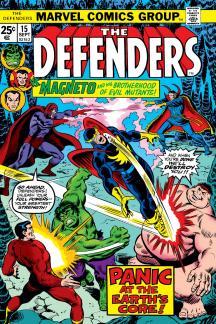 Defenders (1972) #15