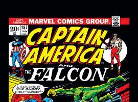 Captain America (1968) #157 Cover