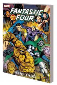Ff by Jonathan Hickman Vol. 3 (Trade Paperback)