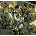 Cable & X-Force #1 preview art by Salvador Larroca